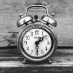 Temporal and probabilistic reasoning, alarm clock